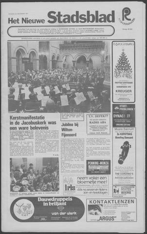 Het Nieuwe Stadsblad 1977-12-23