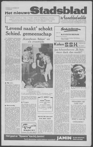 Het Nieuwe Stadsblad 1967-11-22