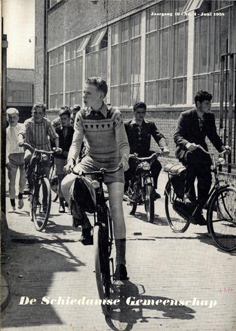 Schiedamse Gemeenschap (tijdschrift) 1958-06-01