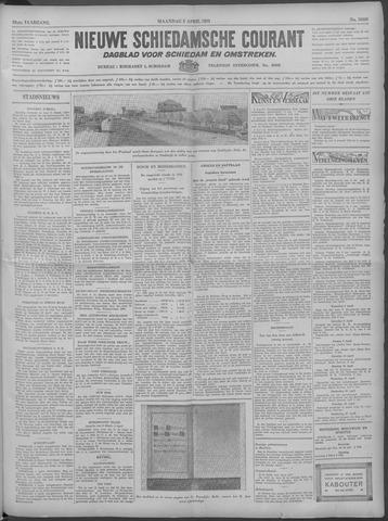 Nieuwe Schiedamsche Courant 1933-04-03