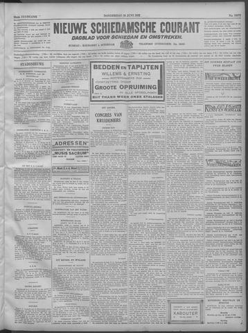 Nieuwe Schiedamsche Courant 1932-06-30