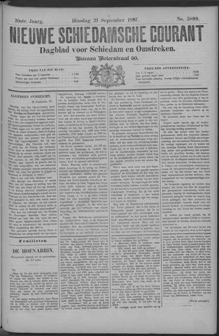 Nieuwe Schiedamsche Courant 1897-09-21