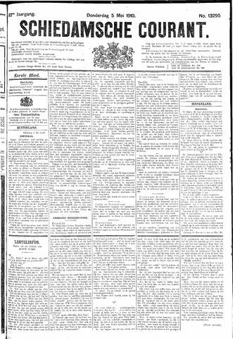 Schiedamsche Courant 1910-05-05