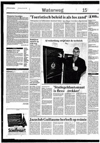 Rotterdamsch Nieuwsblad / Schiedamsche Courant / Rotterdams Dagblad / Waterweg / Algemeen Dagblad 1993-12-01