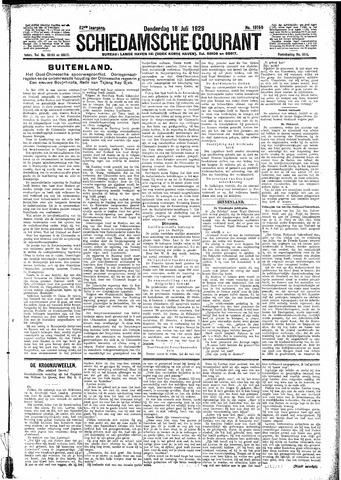 Schiedamsche Courant 1929-07-18