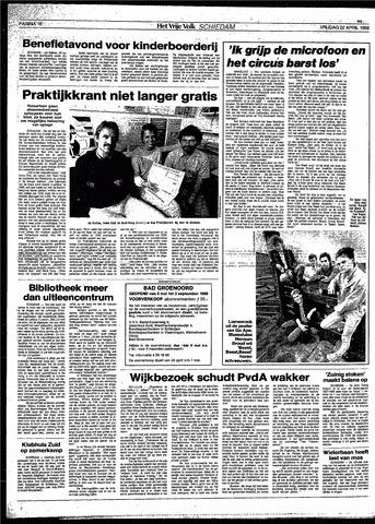 Het Vrije volk 1988-04-22