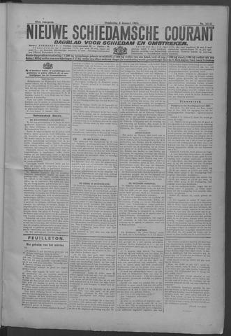 Nieuwe Schiedamsche Courant 1925-01-08