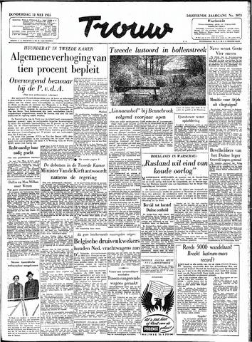 Trouw / De Rotterdammer 1955-05-12