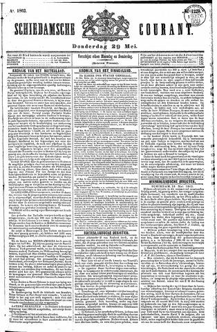 Schiedamsche Courant 1862-05-29