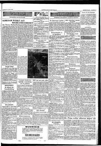 Rotterdamsch Nieuwsblad / Schiedamsche Courant / Rotterdams Dagblad / Waterweg / Algemeen Dagblad 1953-07-14