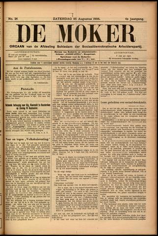 De Moker 1906-08-25