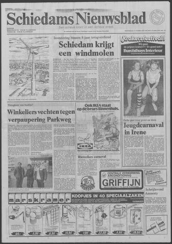 Schiedams Nieuwsblad 1982-02-17
