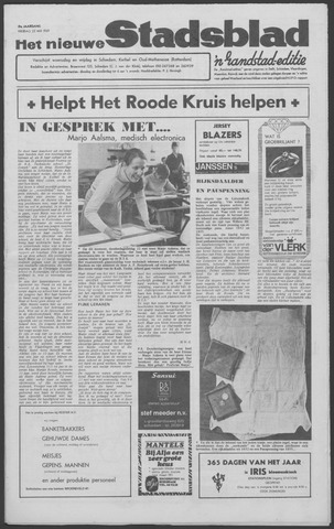 Het Nieuwe Stadsblad 1969-05-23