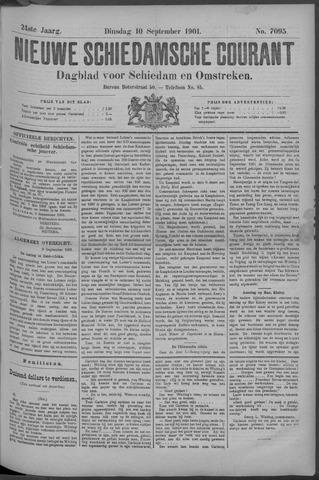 Nieuwe Schiedamsche Courant 1901-09-10
