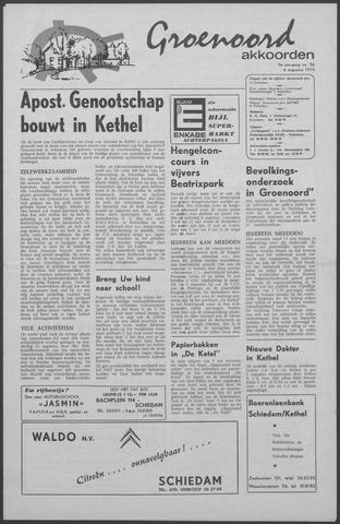 Groenoord Akkoorden 1970-08-06