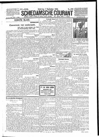 Schiedamsche Courant 1935-09-07