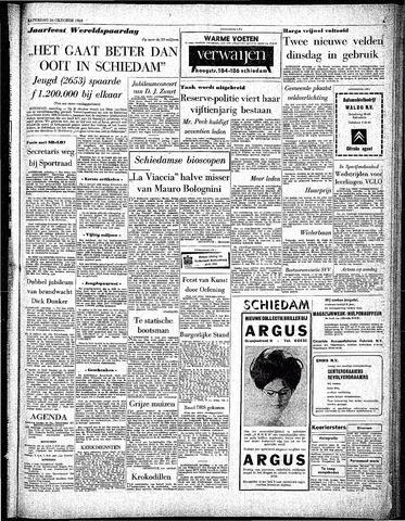 Rotterdamsch Parool / De Schiedammer 1963-10-26