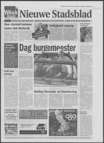Het Nieuwe Stadsblad 2006-09-06