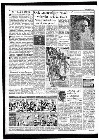 Rotterdamsch Parool / De Schiedammer 1957-05-04