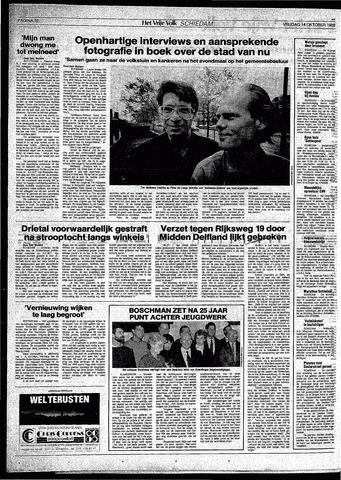 Het Vrije volk 1988-10-14