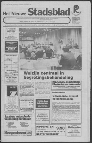 Het Nieuwe Stadsblad 1980-11-19