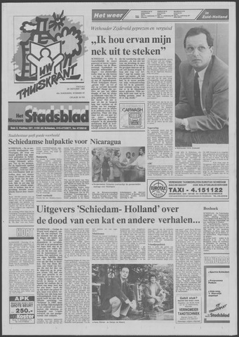 Het Nieuwe Stadsblad 1988-10-28