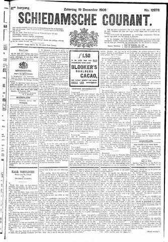 Schiedamsche Courant 1908-12-19