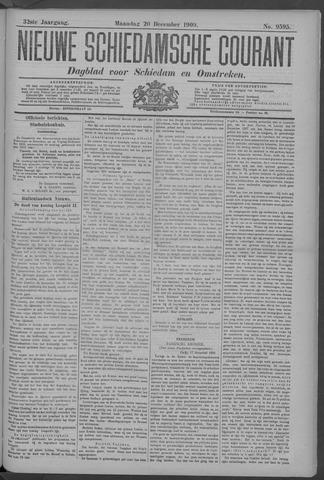 Nieuwe Schiedamsche Courant 1909-12-20