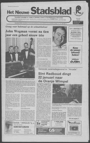 Het Nieuwe Stadsblad 1977-01-14