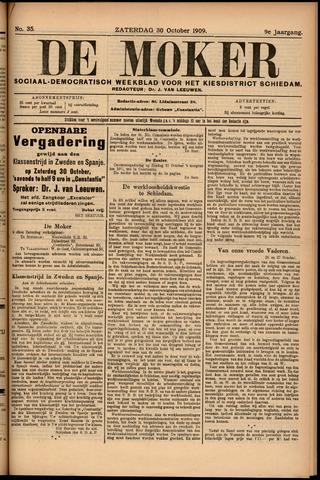 De Moker 1909-10-30