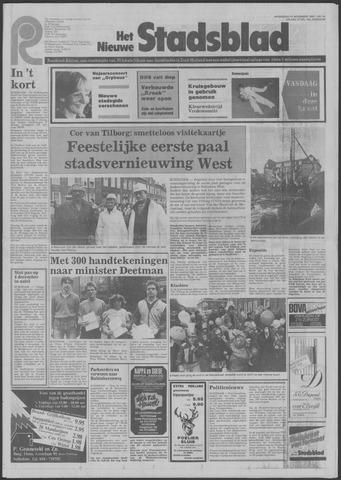Het Nieuwe Stadsblad 1982-11-24