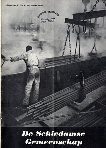 Schiedamse Gemeenschap (tijdschrift) 1957-11-01