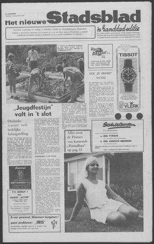 Het Nieuwe Stadsblad 1969-08-01
