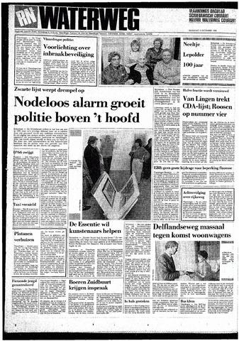 Rotterdamsch Nieuwsblad / Schiedamsche Courant / Rotterdams Dagblad / Waterweg / Algemeen Dagblad 1985-12-02