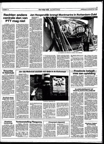Het Vrije volk 1988-08-02