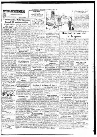 Rotterdamsch Nieuwsblad / Schiedamsche Courant / Rotterdams Dagblad / Waterweg / Algemeen Dagblad 1966-04-29