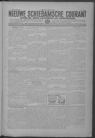Nieuwe Schiedamsche Courant 1925-01-05