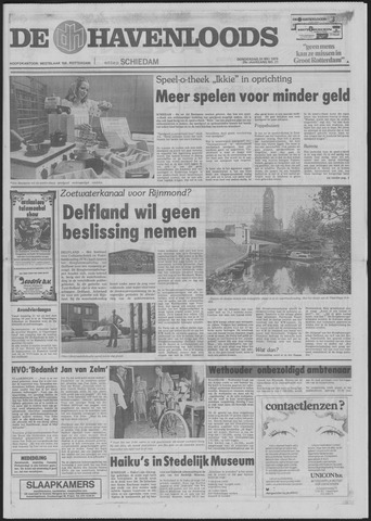 De Havenloods 1979-05-31