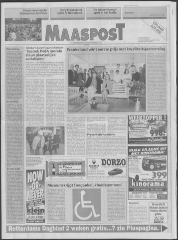 Maaspost / Maasstad / Maasstad Pers 1995-06-14