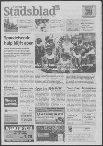Het Nieuwe Stadsblad 2015-11-18