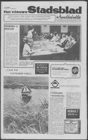 Het Nieuwe Stadsblad 1970-10-07