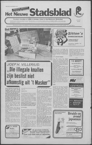 Het Nieuwe Stadsblad 1974-12-27