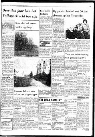 Rotterdamsch Nieuwsblad / Schiedamsche Courant / Rotterdams Dagblad / Waterweg / Algemeen Dagblad 1968-11-09