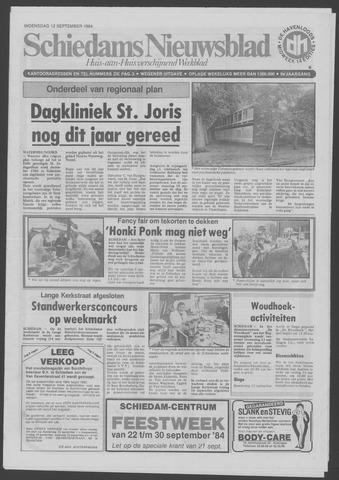 Schiedams Nieuwsblad 1984-09-12