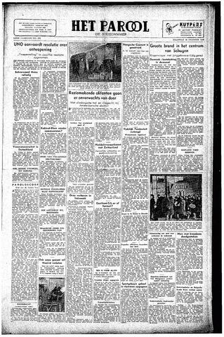 Rotterdamsch Parool / De Schiedammer 1946-12-16