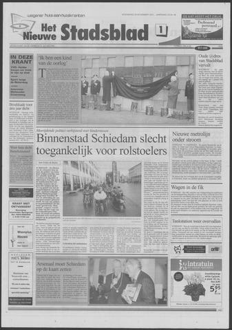 Het Nieuwe Stadsblad 2001-11-28