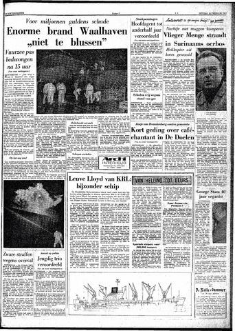Trouw / De Rotterdammer 1967-02-28