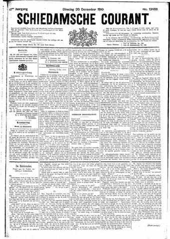 Schiedamsche Courant 1910-12-20