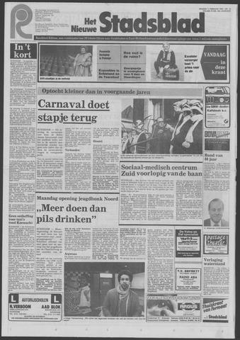 Het Nieuwe Stadsblad 1983-02-11