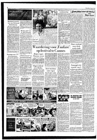 Rotterdamsch Parool / De Schiedammer 1959-05-11